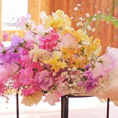 花束『春色の花だより』